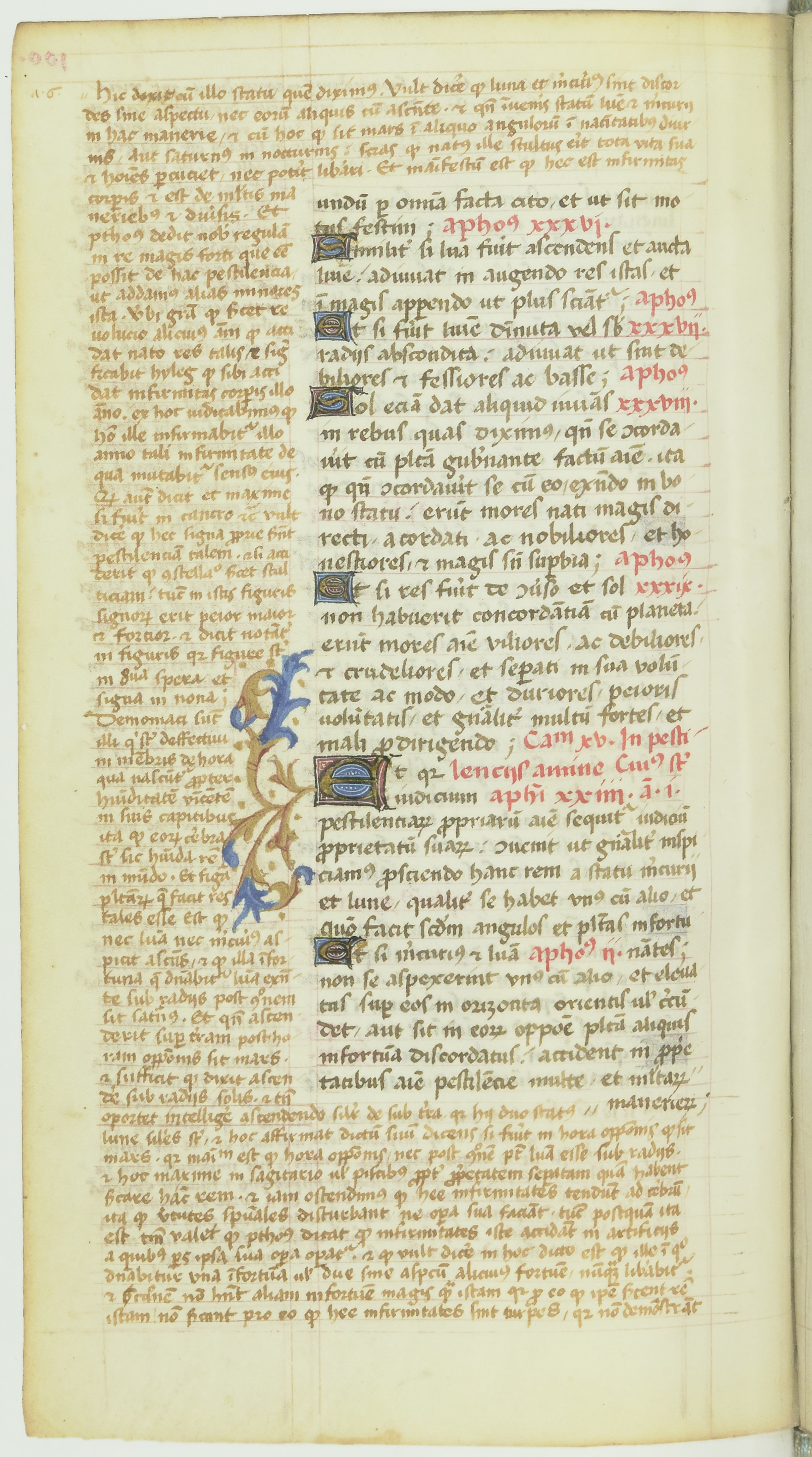 … Loading: Paris, BnF, lat. 7432 · 100v …