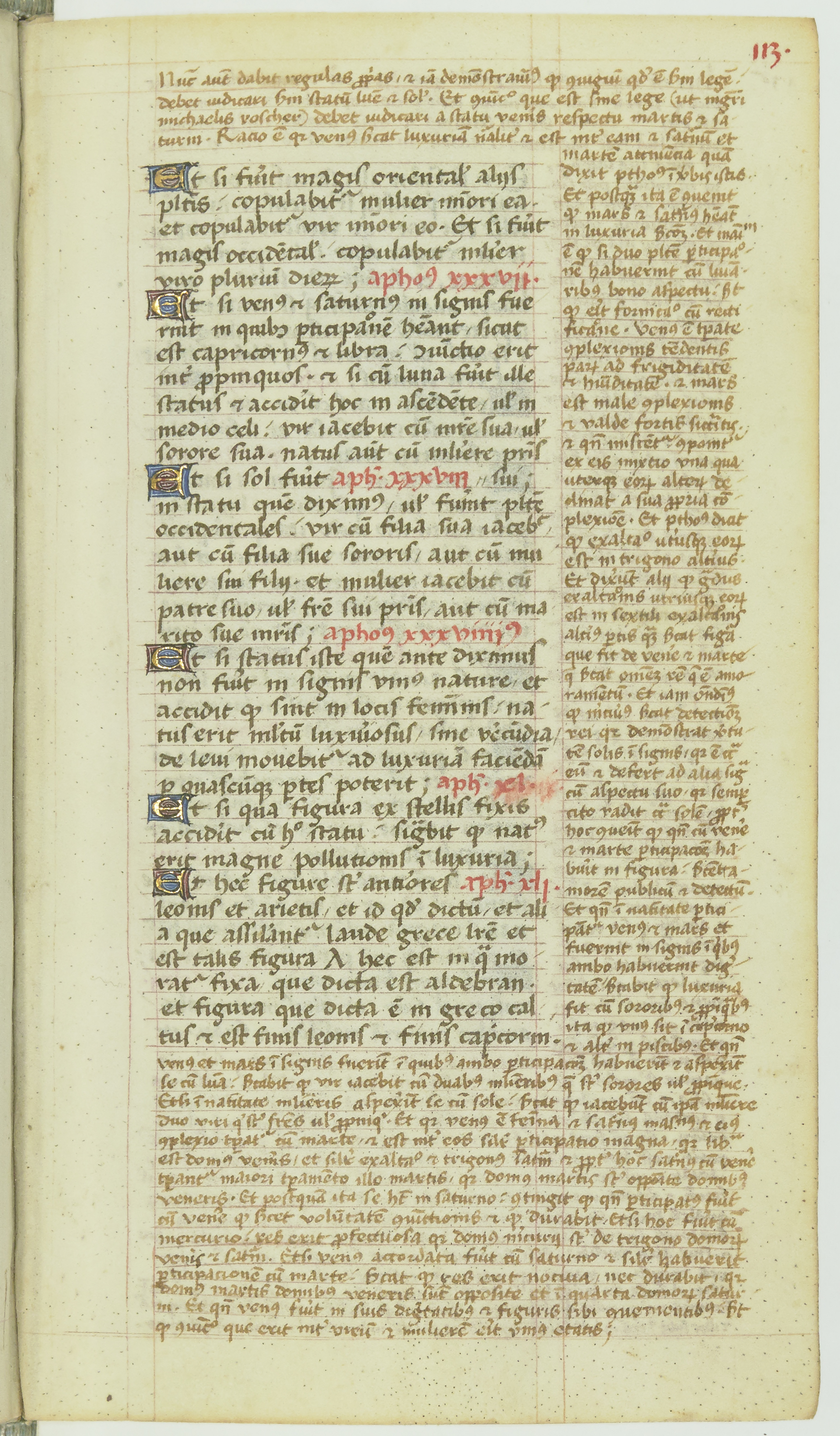 … Loading: Paris, BnF, lat. 7432 · 113r …